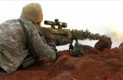 Սիրիայում գրոհայինները 13 անգամ գնդակոծել են կառավարական զորքերի դիրքերը