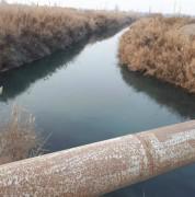 Մասիս-Ռանչպար խճուղուն հարող ջրանցքում ջրի աղտոտման ահազանգով ուսումնասիրություն է իրականա...