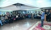 Նունե Սարգսյանը ներկա է գտնվել մանկագիրների և նկարազարդողների ամփոփիչ մրցույթին