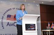 ԱՄՆ դեսպանը ոգևորված է Հայաստանի ու Ադրբեջանի ղեկավարների հանդիպումներով