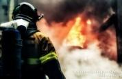 Գյումրիում ավտոլվացման կետ է այրվել