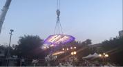 Հայաստանում բացվեց առաջին «ճախրող ռեստորանը» (տեսանյութ)