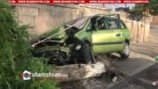 Երևանում Opel-ի վարորդը տապալել է հաստաբուն ծառը. կան տուժածներ. Shamshyan.com