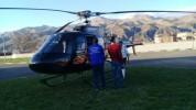 Մեքենայից ընկած 21-ամյա ուղևորին հոսպիտալացրել են սանավիացիայի ուղղաթիռով
