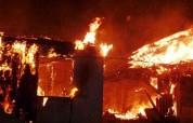 Արզականում 2 տուն է այրվել