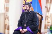 Գերաշնորհ Տ. Վազգեն եպիսկոպոս Միրզախանյանն ազատվել է Վիրահայոց թեմի առաջնորդի պաշտոնից