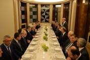 ՀՀ նախագահը Բելգիայում հանդիպել է հայ գործարարների հետ (լուսանկարներ)