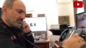 Նիկոլ Փաշինյանը զանգահարում է քաղաքացիներին. (տեսանյութ)