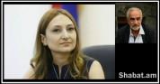 Լիլիթ Մակունցը խոստացել է դատի տալ Վիգեն Ստեփանյանին
