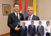 «Լուսավոր Հայաստան» -ը ամբողջությամբ Միքայել Մինասյանի նախագիծն է