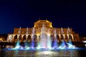 Մայիսի 28-ից Հանրապետության հրապարակի ջրային շոուն կլինի ժամը 21:00-23:00-ն