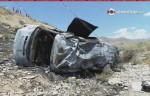 Արարատի մարզում 25-ամյա վարորդը «Վեգա» ընկերության Ford-ով գլորվել է ձորը. մեքենայում հրդե...