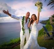 Հոլիվուդյան աստղ Դուեյն Ջոնսոնն ամուսնացել է հայուհու հետ
