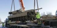 Հայաստանում ռուսական ռազմաբազայի ռազմական տեխնիկան բերվել է ձմեռային շահագո...