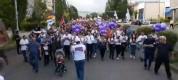 Աբովյանի քաղաքապետի թեկնածու Վահագն Գևորգյանի քարոզարշավի եզրափակիչ քայլերթը (տեսանյութ)