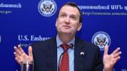 Посол США в Армении не «безразличен» к альянсу «Оганян–Раффи–Осканян». «Иратес»