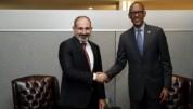 ՀՀ վարչապետը հանդիպել է Ռուանդայի նախագահի հետ