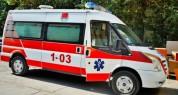 Էլեկտրագնացքն Արարատում բախվել է ավտոմեքենայի. վերջինի վարորդը տեղափոխվել է հիվանդանոց