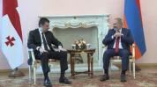 Վրաստանի վարչապետ Գեորգի Գախարիայի և ՀՀ վարչապետ Նիկոլ Փաշինյանի հանդիպումը (ուղիղ)