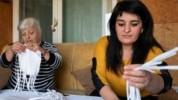 Սոչիում բնակվող հայ ընտանիքը դիմակներ է կարում ու բաժանում