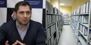 ՏԿԶ նախարարի հրամանով վարչական վարույթ է հարուցվել «Հայաստանի ազգային արխիվի»  նկատմամբ
