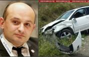 Տավուշում վթարի է ենթարկվել քաղաքագետ Ստյոպա Սաֆարյանը. SHAMSHYAN.com