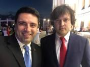 Աժ փոխխոսնակ Ալեն Սիմոնյանի հրավերով Հայաստան է ժամանելու Վրաստանի խորհրդարանի նախագահը
