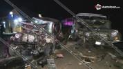 Տավուշում բախվել են «ՈՒԱԶ»-ն ու Mitsubishi-ն. 4 մարդ ծայրահեղ ծանր վիճակում հոսպիտալացվել ...