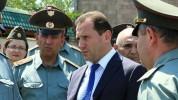 Տոնոյանն ազատել է ռազմական ոստիկանության մի քանի բաժնի պետերի