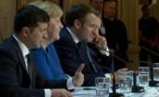 Զելենսկիի՝ ուկրաիներենից ռուսերենի անցնելը զվարճացրել է Մակրոնին (տեսանյութ)