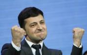 Զելենսկու գործունեությունից գոհ ուկրաինացիների թիվն ավելացել է 1,5 անգամ