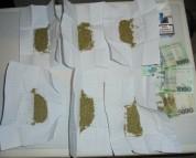 ՔԿՀ աշխատակիցը փորձել է գումար և բուսական զանգվածով լցված փաթեթներ փոխանցել դատապարտյալին