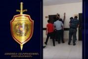 Մարզերում ոստիկանության բաժիններ բերման են ենթարկվել «օրենքով գողեր»