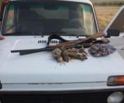 Որսագողության դեպք Արմավիրի մարզում. հայտնաբերվել է որսորդական 2 հրացան, որոնք առգրավվել ե...