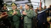 Դավիթ Տոնոյանը մասնակցել է «Միջազգային բանակային խաղեր-2019» մրցաշարի փակման արարողության