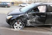 Երևանի Ֆուչիկի փողոցում մեքենաների բախման հետեւանքով վարորդներից մեկը մահացել է