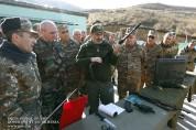 2018-ի մայիսից Հայաստանը ձեռք է բերել աննախադեպ քանակի զենք, զինամթերք, սպառազինություն․ Փ...