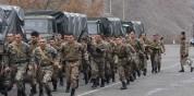 Զինված ուժերում երթային ու սակրավորային վարժանքներ են անցկացվել