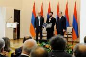 ՀՀ նախագահի մրցանակները գտան իրենց հասցեատերերին