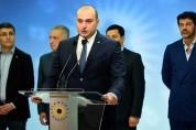 Վրաստանի խորհրդարանը վստահության քվե է հայտնել նոր կառավարությանը
