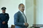 Քոչարյանը ինքնակամ ներկայացավ «Երևան-Կենտրոն» ՔԿՀ