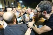 Թբիլիսիում բախումների հետևանքով գլխի շրջանում վնասվածքներ է ստացել Վրաստանի քաղաքացի հայ