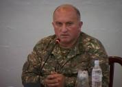 Վարդան Բալայանն ազատվեց ՊԲ հրամանատարի տեղակալի պաշտոնից