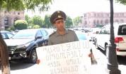 16 տարի զինված ուժերում ծառայելուց հետո մայոր Գուրգեն Բաբայանը կհրաժարվի կոչումից