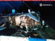 Կոտայքում 30-ամյա վարորդը ВАЗ 21099-ով մխրճվել է երկաթե արգելապատնեշի մեջ. կա զոհ