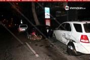 Խոշոր ավտովթար Երևանում. կան տուժածներ