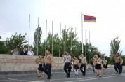 Սփյուռքահայ երիտասարդները հյուրընկալվել են ռազմական համալսարանում. (ֆոտոշարք)