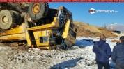 Հանքագործը մնացել է շրջված բեռնատարի տակ և մահացել
