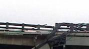 «ՈՒԱԶ»-ը կամրջի վրայից ընկել է գետը