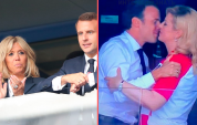 Ֆրանսիայի նախագահի ֆուտբոլային կրքերը (ֆոտոշարք)